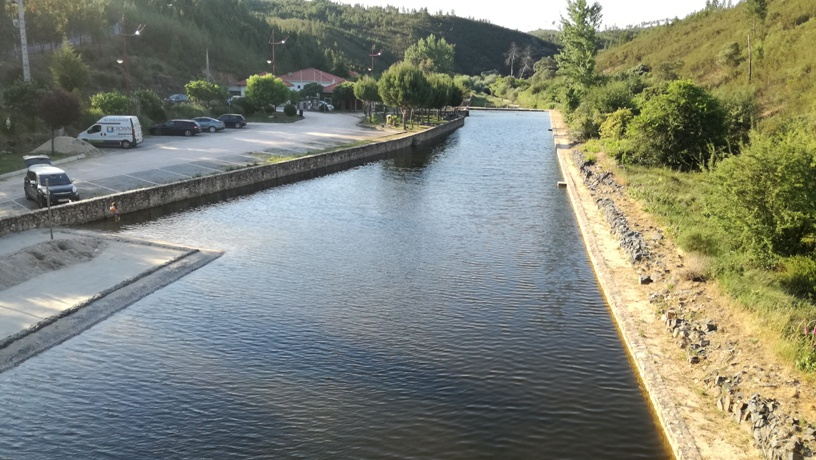 Zona Fluvial do Bostelim