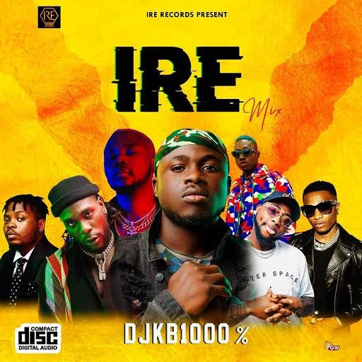 DJ MIX: Dj Kb1000% – 2Free Ire Mix    Download
