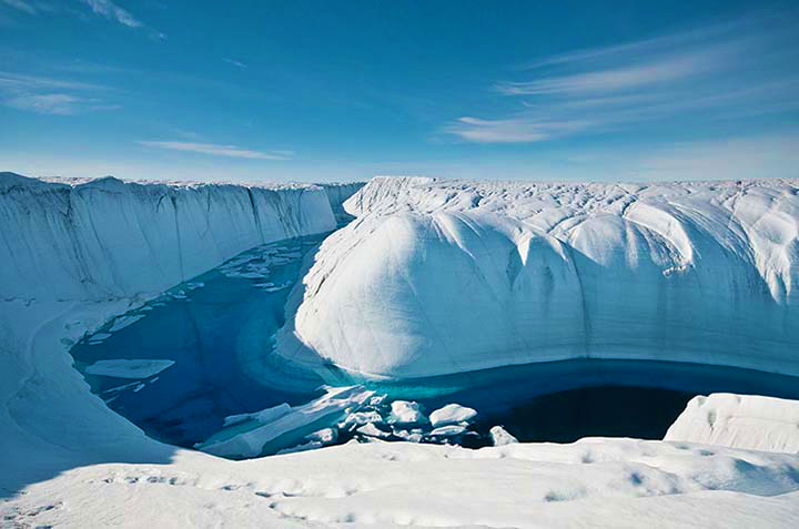 buzlu kış resimleri