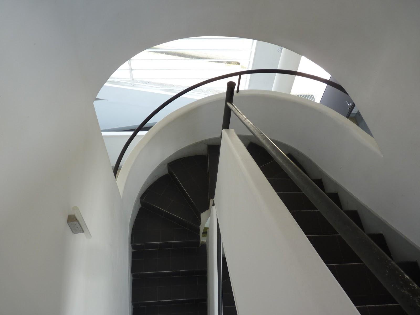 kulturrama architecture et lumi re la villa savoye du corbusier. Black Bedroom Furniture Sets. Home Design Ideas