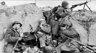 A Segunda guerra Mundial (Moscou Desastre Alemao)