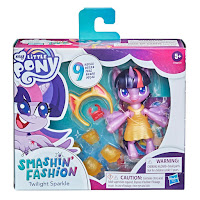 My Little Pony Twilight Sparkle Smashin Fashion Figure