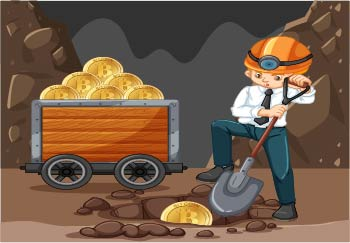 Accumulate Bitcoin From Trusted Cloud Mining website