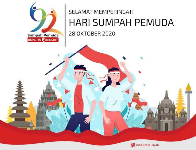 Peringatan Hari Sumpah Pemuda 2020 Gjfrzqsb7bi36m