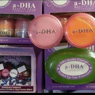 Cream a-DHA BPOM