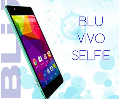 BLU Vivo Selfie Specifications - LAUNCH Announced 2015, July DISPLAY Type AMOLED capacitive touchscreen, 16M colors Size 4.8 inches (~65.9% screen-to-body ratio) Resolution 720 x 1280 pixels (~306 ppi pixel density) Multitouch Yes Protection Corning Gorilla Glass 3 BODY Dimensions 141 x 68.4 x 7.8 mm (5.55 x 2.69 x 0.31 in) Weight 111 g (3.92 oz) SIM Dual SIM (Micro-SIM, dual stand-by) PLATFORM OS Android OS, v5.0 (Lollipop) CPU Quad-core 1.3 GHz Cortex-A7 Chipset Mediatek MT6582 GPU Mali-400MP2 MEMORY Card slot microSD, up to 64 GB Internal 8 GB, 1 GB RAM CAMERA Primary 8 MP, autofocus, LED flash Secondary 8 MP, LED flash Features Geo-tagging, touch focus, face/smile detection, panorama, HDR Video Video 1080p@30fps NETWORK Technology GSM / HSPA 2G bands GSM 850 / 900 / 1800 / 1900 - SIM 1 & SIM 2 3G bands HSDPA 850 / 1700(AWS) / 1900 - V030U    HSDPA 850 / 1900 / 2100 - V030L Speed HSPA 21.1/5.76 Mbps GPRS Yes EDGE Yes COMMS WLAN Wi-Fi 802.11 b/g/n, Wi-Fi Direct, hotspot NFC Yes GPS GPS Yes, with A-GPS USB microUSB v2.0 Radio FM radio Bluetooth v4.0 FEATURES Sensors Sensors Accelerometer, proximity, gravity Messaging SMS(threaded view), MMS, Email, Push Email, IM Browser HTML5 Java No SOUND Alert types Vibration; MP3, WAV ringtones Loudspeaker Yes 3.5mm jack Yes BATTERY  Non-removable Li-Po 2300 mAh battery Stand-by Up to 750 h (2G) / Up to 675 h (3G) Talk time Up to 24 h (2G) / Up to 12 h (3G) Music play  MISC Colors Black, White SAR US - MP4/H.264 player - MP3/WAV/eAAC+ player - Photo/video editor - Document viewer