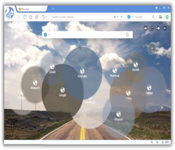 UC Browser 6.1.2015.1007 Screenshot 1