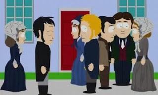 South Park Episodio 07x12 ¿Todo sobre los mormones?