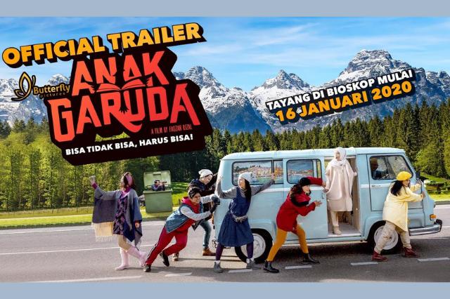 FILM - Anak Garuda 2020