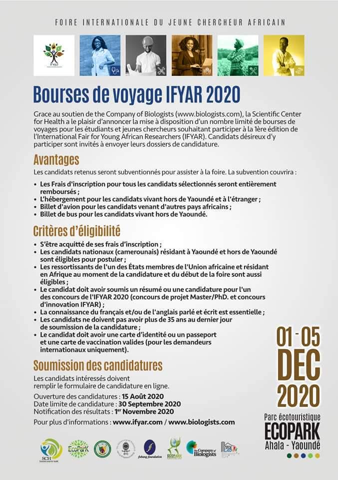 Travel Grants-IFYAR