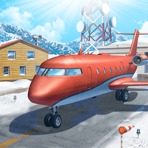 Airport City: Airline Tycoon النسخة المهكرة