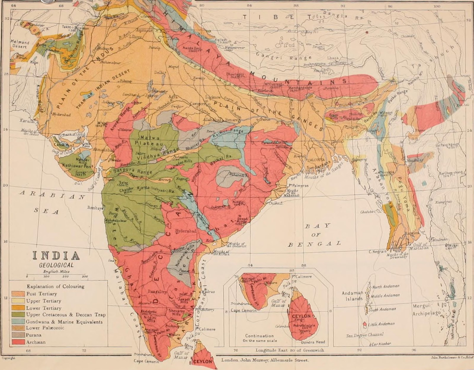 Geography of indian subcontinent northern plains maps and others include maize sugarcane and cotton the indo gangetic plains rank among the worlds most densely populated areas geological map of india gumiabroncs Gallery
