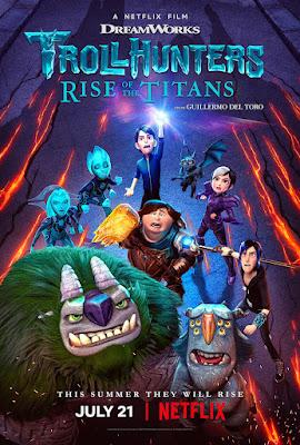 Trollhunters: Rise of the Titans (2021) Dual Audio [Hindi 5.1ch – Eng 5.1ch] 720p | 480p HDRip ESub x264 950Mb | 350Mb