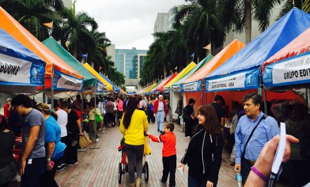 Feira do Livro Internacional em Miami
