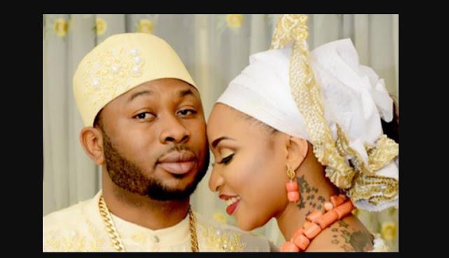 Nigerian Nollywood actress, Tonto Dikeh