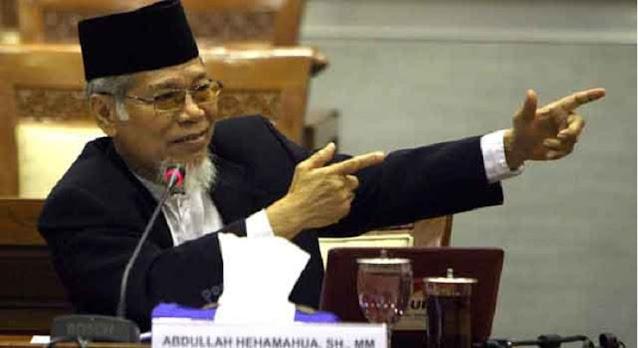 Perjalanan Dinas KPK Dibiayai Panitia, Abdullah Hehamahua: Pimpinan KPK Sekarang Kurang Integritas