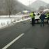 Bizarna nezgoda : Sudarili se kamion s eksplozivom i policijsko vozilo koje mu je trebalo biti pratnja