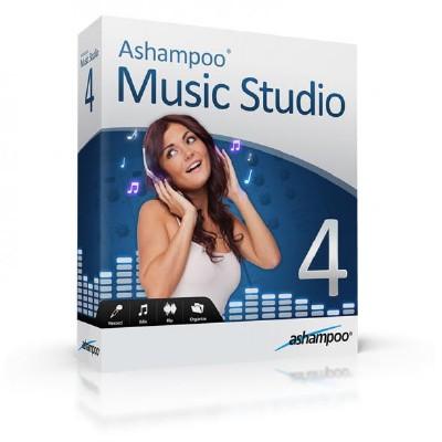 Download Ashampoo Music Studio 6.1.00.11 Portable Software