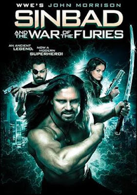 Sinbad and the War of the Furies Poster