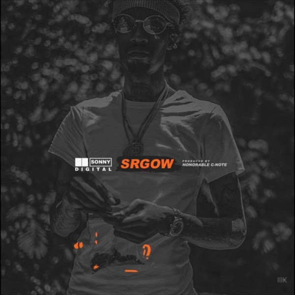 Sonny Digital - Srgow (Sonny Rollin' Grams of Wax) - Single Cover