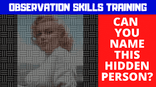 Can you name the hidden person?