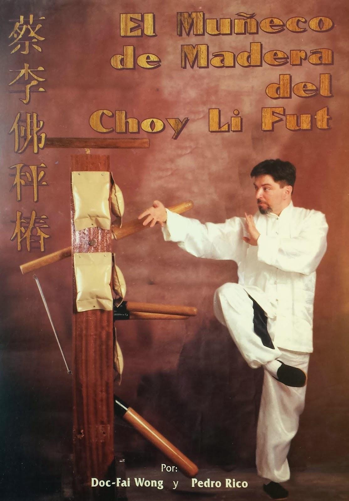 """El muñeco de madera del Choy Li Fut"""""""