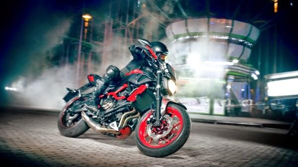 Yamaha MT-07 Moto Cage 2015 Di Lancarkan