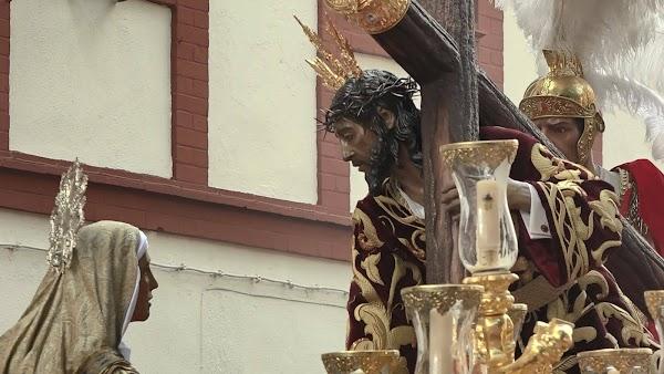 El Señor de las Penas de Huelva saldrá en procesión extraordinaria el 14 de marzo