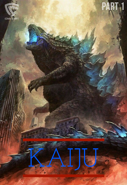 MonsterVerse - Introduction of the Kaiju