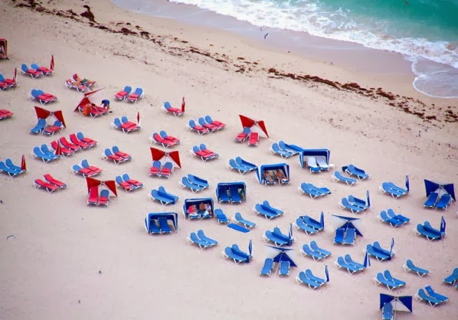 miami blue and red chairs aerial maison gray 660x462
