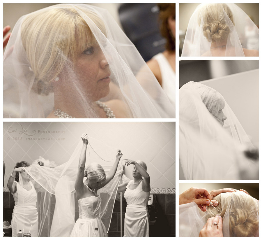 Bride getting ready photos by green bay wedding photographer Casi Lea Photography