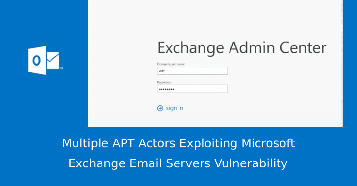 exchange email servers