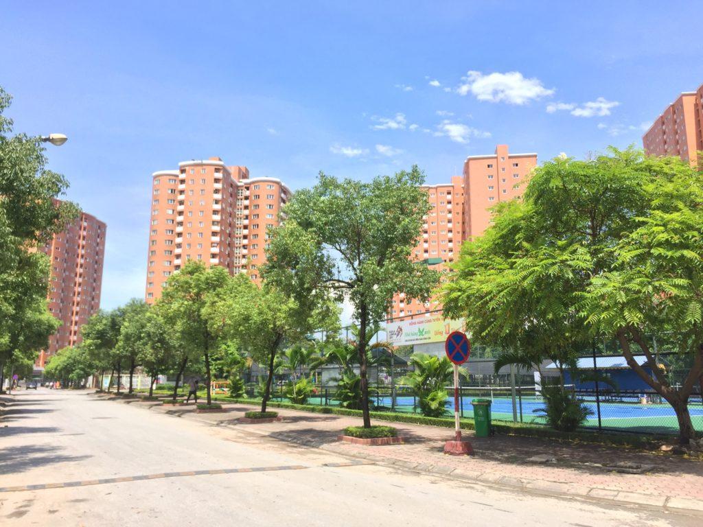 Chung cư CT3 Nghĩa Đô