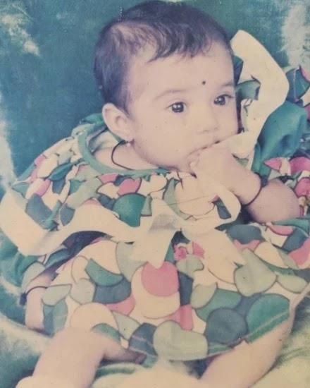 Prajakta Koli birth photo