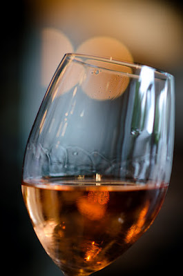 the process of making rose wine
