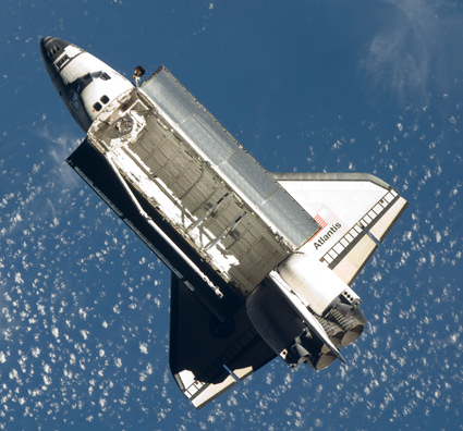 space shuttle atlantis mission - photo #32