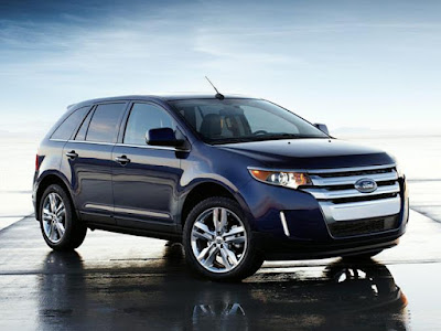 The Ford Edge Models
