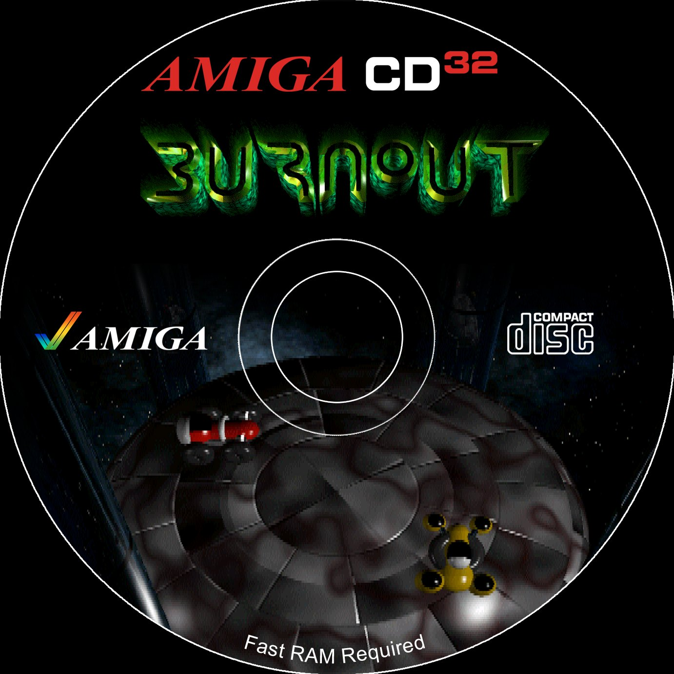 Unofficial CD32 Ports