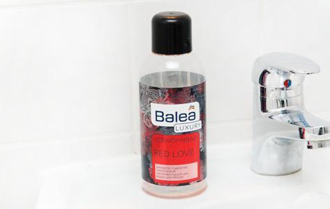 Aufgebraucht Balea Verwöhnbad