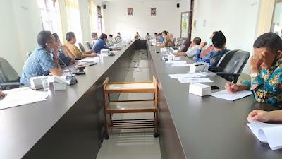 Pimpinan TAPD Tak Hadir, Dewan Lotim Enggan Berikan Rekomendasi