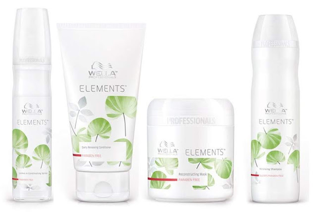 Wella Professionals Launches The Elements Range, Range Review