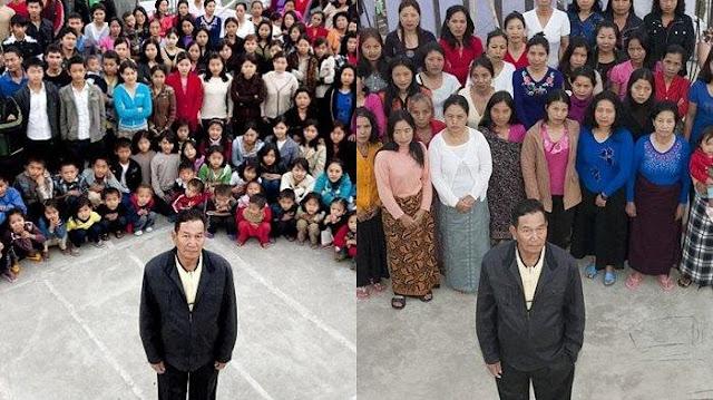 Punya 39 Istri dan 94 Anak, Pria Ini Ngaku Belum Puas dan Mau Tambah Istri Ke-40, Ada Yang Minat?