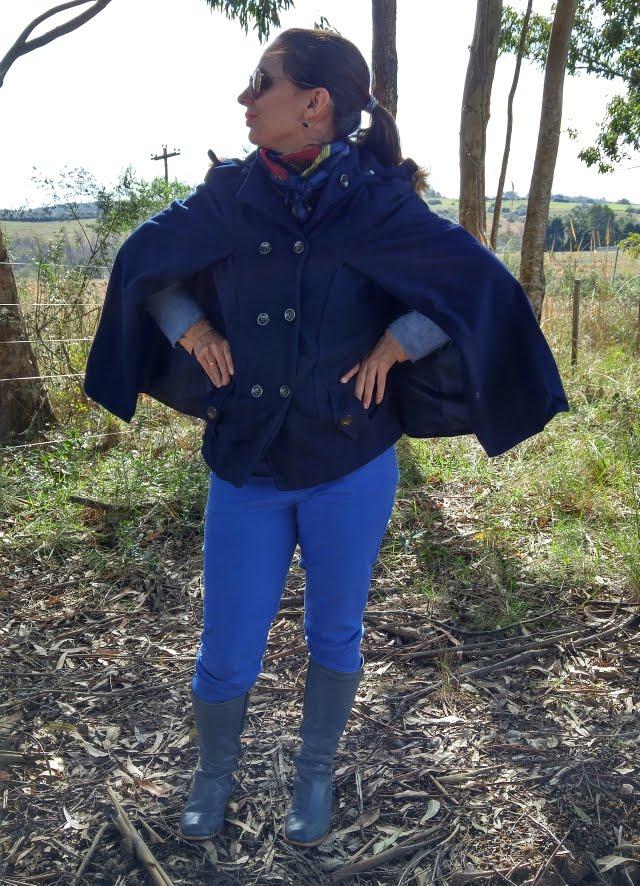casaco capa