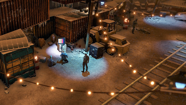 Wasteland 3 The Battle of Steeltown PC Game Free Download-DuloGames