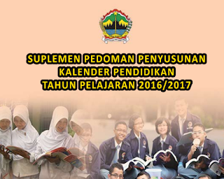 DOWNLOAD KALENDER PENDIDIKAN 2016-2017