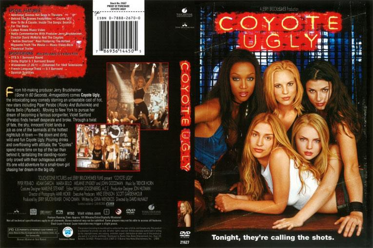 Coyote Ugly (2000) 720p BrRip [Dual Audio] [Hindi+English]