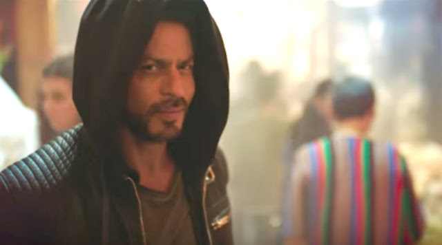 SRK in the new Dubai tourism video