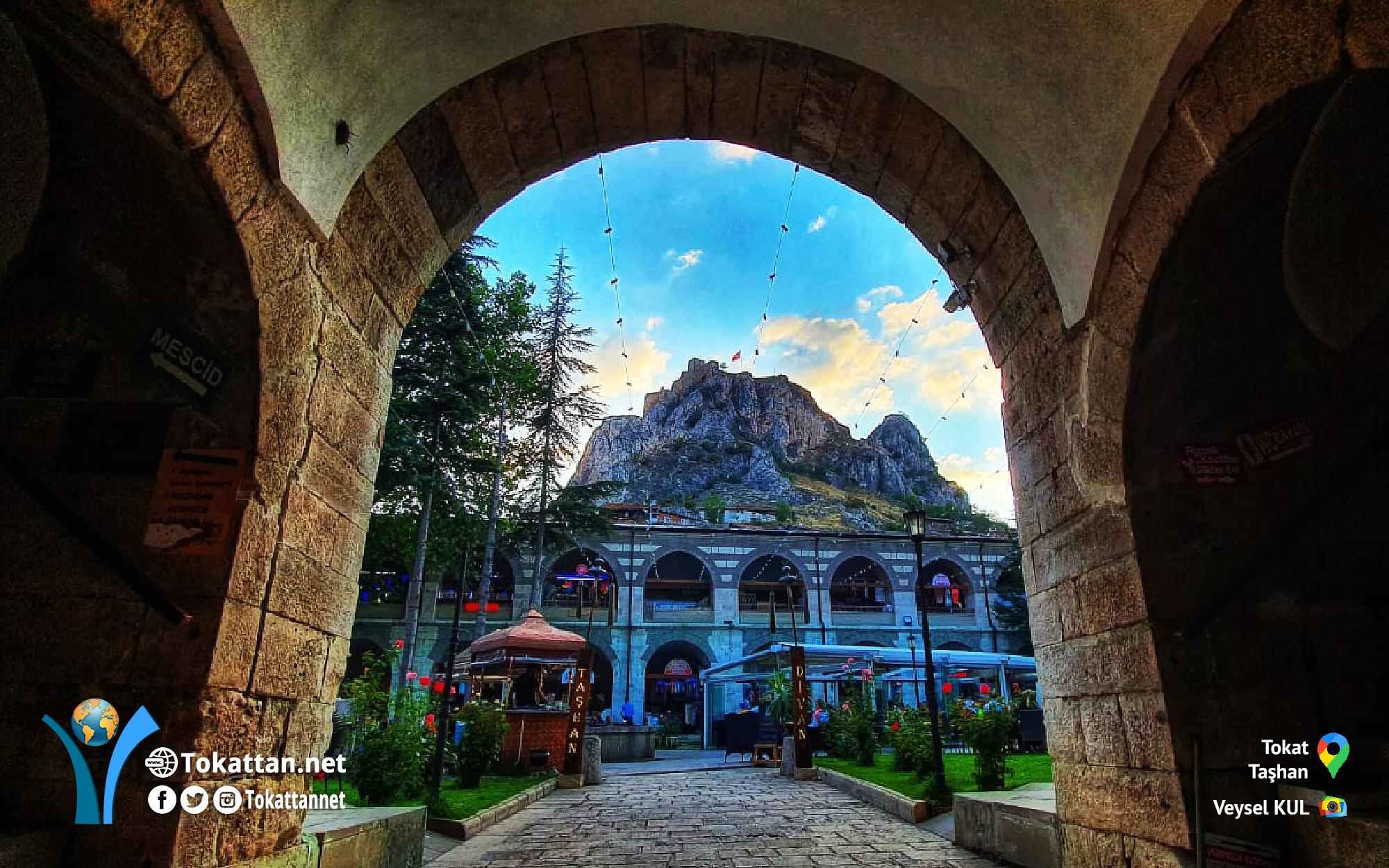 Tokattan.net   Tokat'ın 900 Yıllık Tarihi Yeniden Canlanıyor