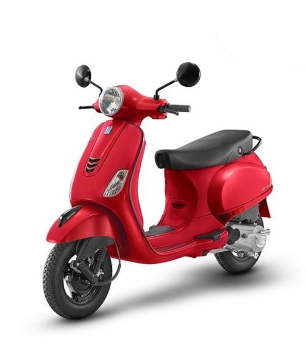 Piggio launch new vespa urban club sscooter to indien consumer.