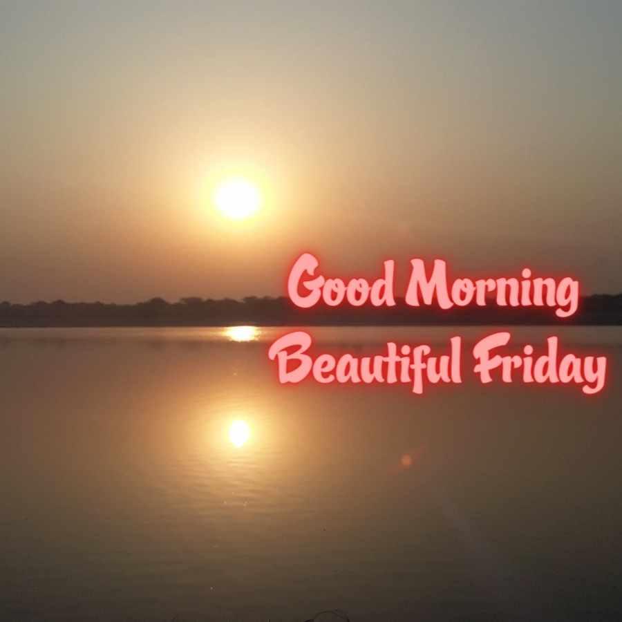 friday good morning wishes